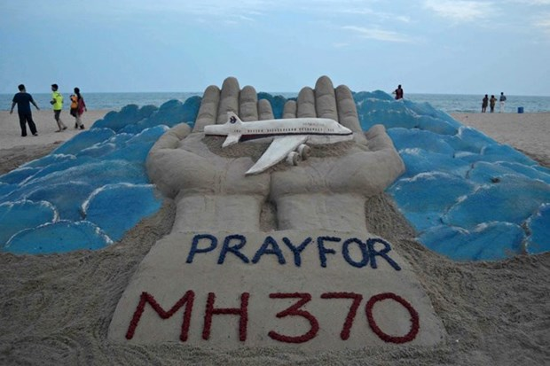 Relatives of Chinese MH370 victims sue Malaysia Airlines hinh anh 1