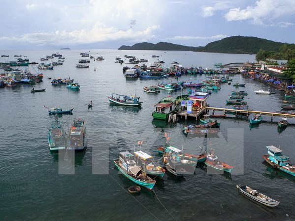 Kien Giang province seeks to develop sea-based economy hinh anh 1