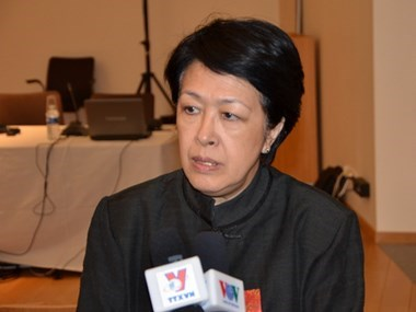 More opportunities for women needed, conference hears hinh anh 1
