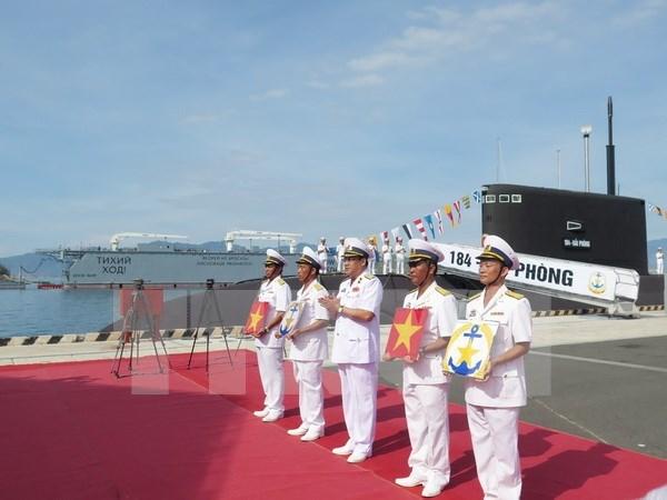 Cam Ranh International Port inaugurated hinh anh 1