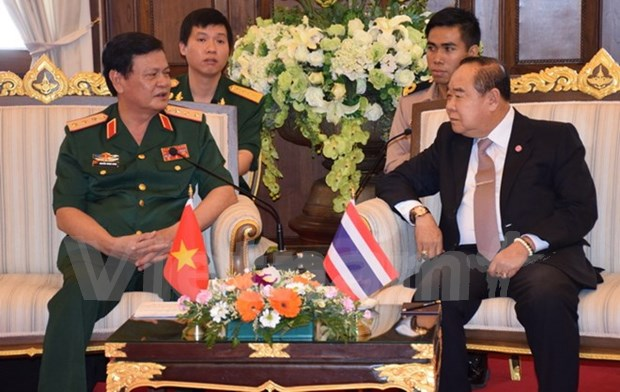 Vietnam, Thailand cooperate to seek martyr remains hinh anh 1