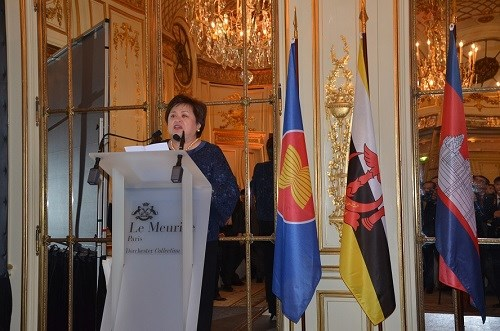 AC offers opportunity for France, ASEAN to expand ties hinh anh 1