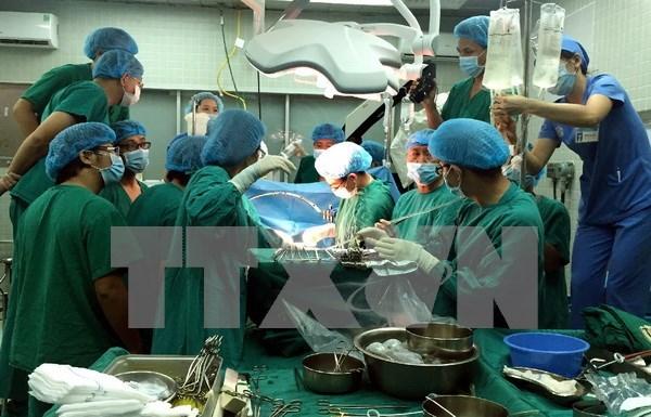 Vietnam lacks organ donors hinh anh 1