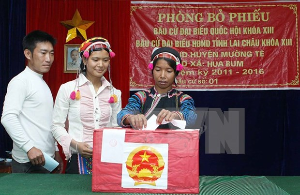 Independent candidates for seats in NA, People's Councils increase hinh anh 1