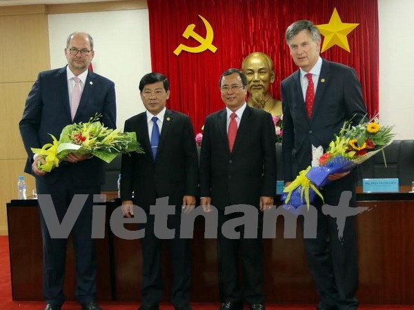 Dutch businesses seek opportunities in Binh Duong hinh anh 1