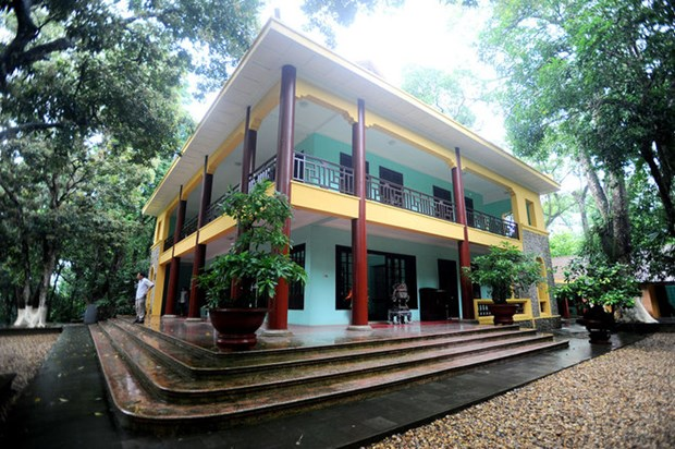 Da Chong historical relic site welcomes visitors hinh anh 1