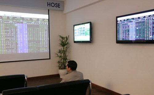 Low investor confidence sees stocks in Vietnamese financial firms fall hinh anh 1