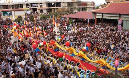 Da Nang to hold Quan The Am Festival hinh anh 1