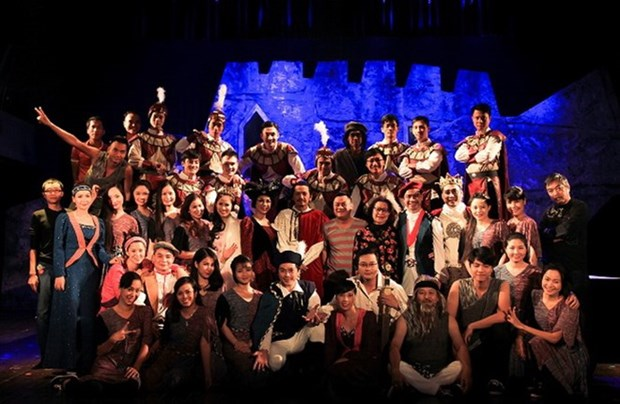 Vietnamese artists to stage classic drama in Singapore hinh anh 1
