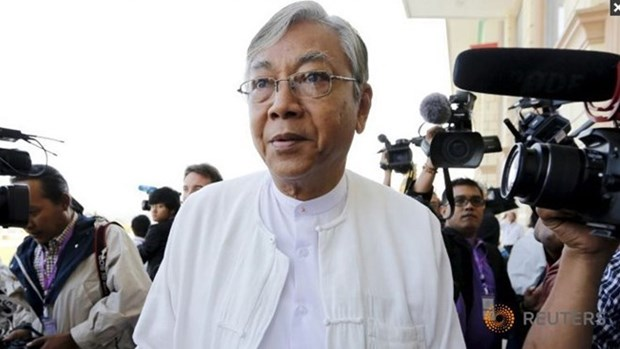 Myanmar: Parliament to elect new president on March 15 hinh anh 1