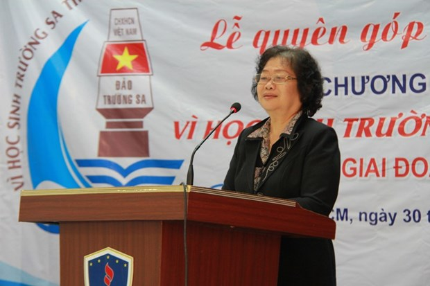 Scholarships presented to ethnic students in Phu Yen hinh anh 1
