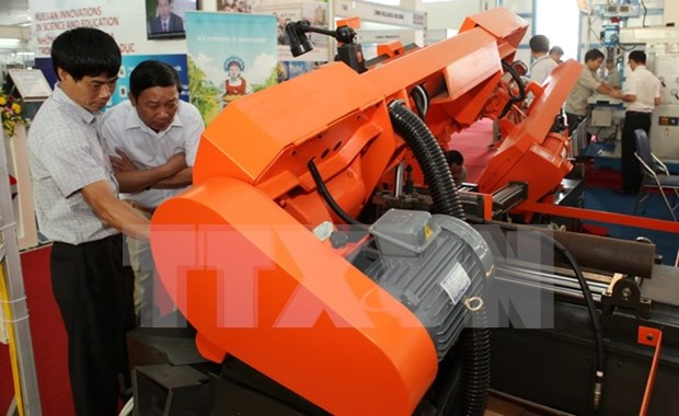 Thailand eyes Vietnamese industrial product market hinh anh 1