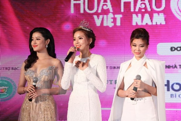 Miss Vietnam 2016 pageant launched in HCM City hinh anh 1