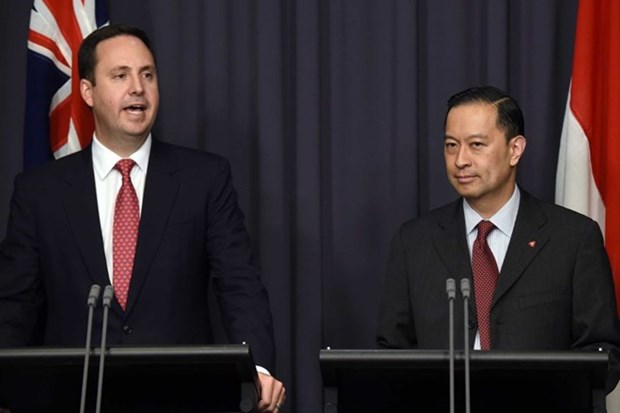 Australia, Indonesia renew trade deal negotiation hinh anh 1