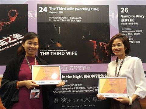 Vietnamese movie wins Hong Kong film awards hinh anh 1
