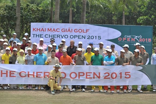 Chervo Open championship to be played on three courses hinh anh 1