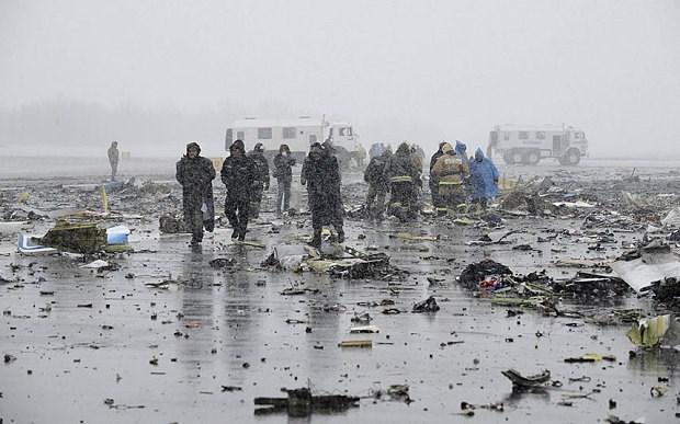 President sends condolences to Russia over plane crash hinh anh 1