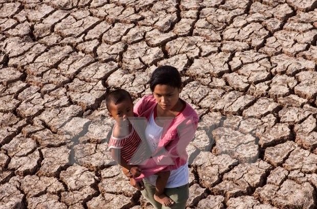 BIDV provides financial support for drought-hit localities hinh anh 1