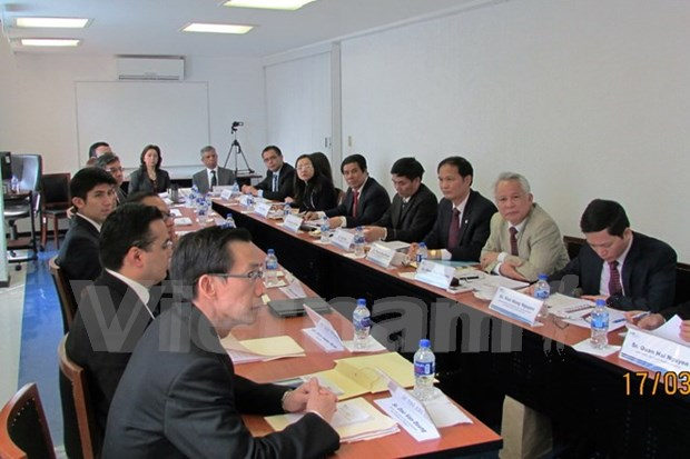 Mexico, Vietnam bolster auditing cooperation hinh anh 1