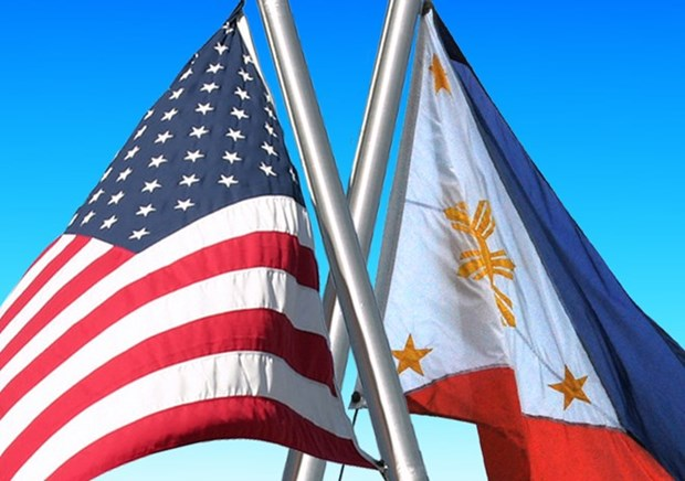 Philippines, US hold strategic dialogue hinh anh 1