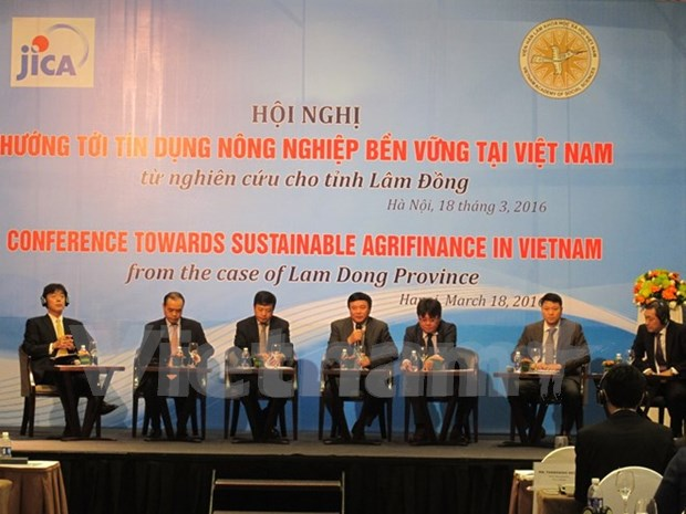 JICA assists Vietnam in practising sustainable agrifinance hinh anh 1
