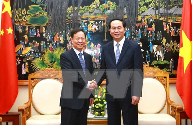 Vietnam, China increase fight against crime hinh anh 1