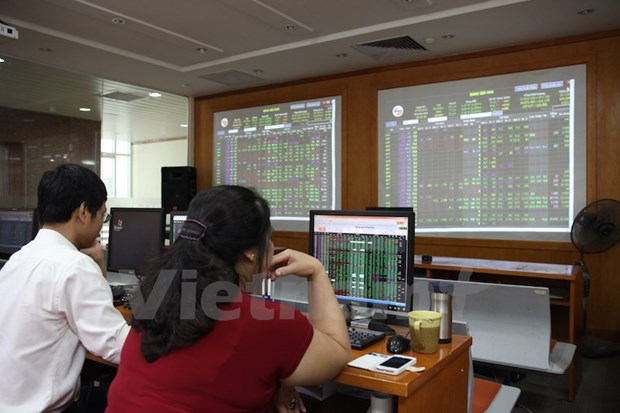 VN Index falls for a second day hinh anh 1