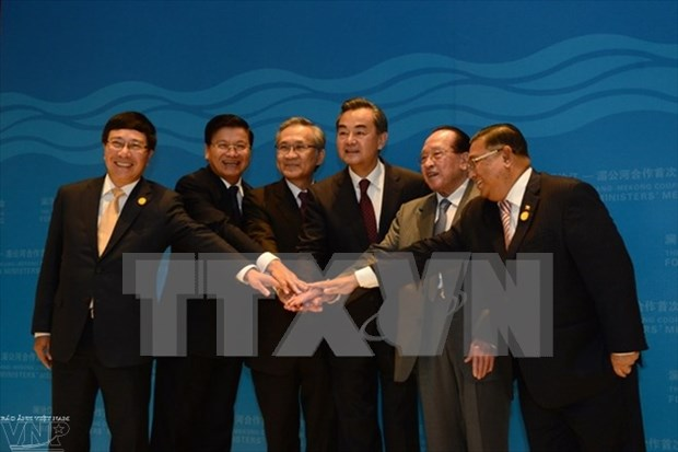 Vietnam actively boosts Mekong – Lancang cooperation hinh anh 1