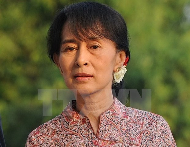 Myanmar's parliament announces new cabinet hinh anh 1