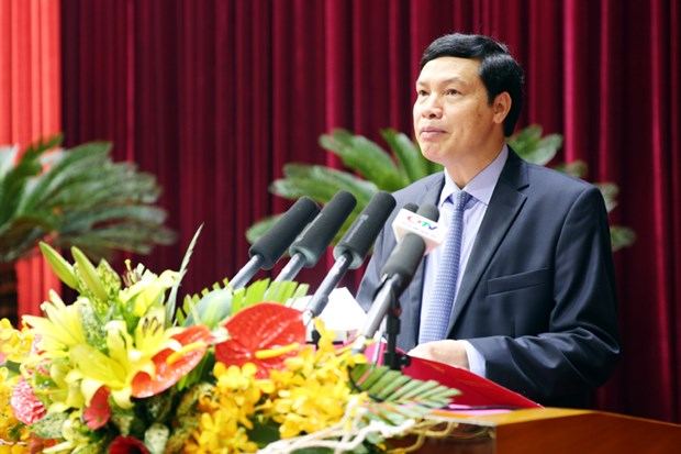 Quang Ninh defines enterprises as its valued resource hinh anh 1