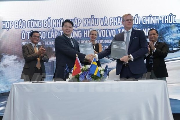 Volvo centres to open in Ho Chi Minh City hinh anh 1