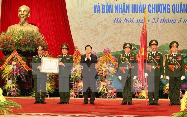 Better military supplies needed for special task forces: President hinh anh 1