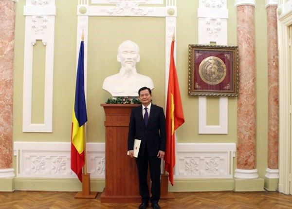Centre for Indochina Studies opens in Romania hinh anh 1