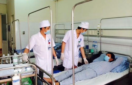 Hanoi lung hospital improves TB treatment hinh anh 1
