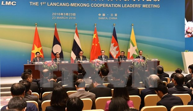 First Mekong-Lancang Cooperation meeting a significant landmark hinh anh 1