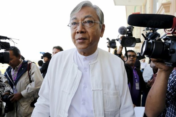 Myanmar: President urges to set up new election commission hinh anh 1