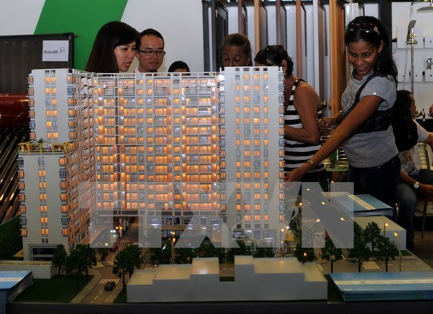 Vietnamese property market to thrive in 2016 hinh anh 1