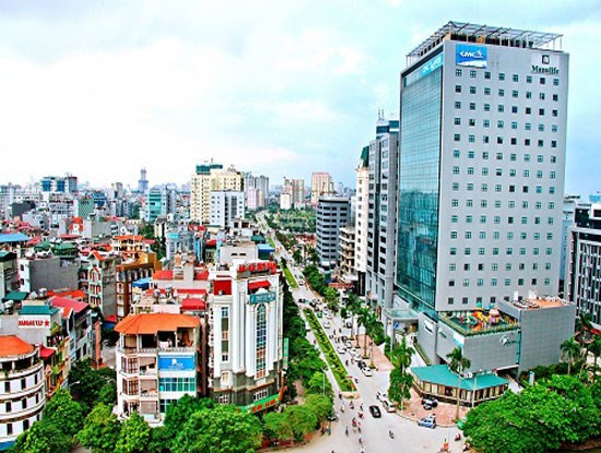 Hanoi builds concentrated technology park hinh anh 1
