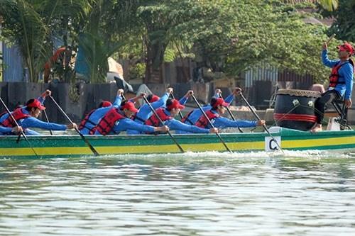 Binh Thuan wins International Dragon Boat Festival hinh anh 1