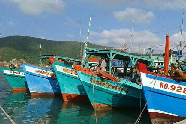 Vietnamese Embassy protects fishermen detained in Thailand hinh anh 1
