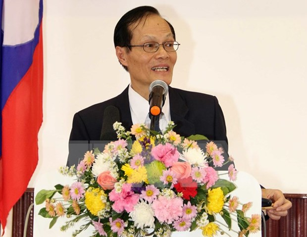 Lao national assembly election results released hinh anh 1