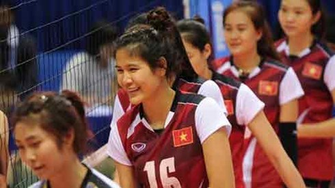 Vietnam in group A for Asian volleyball event hinh anh 1