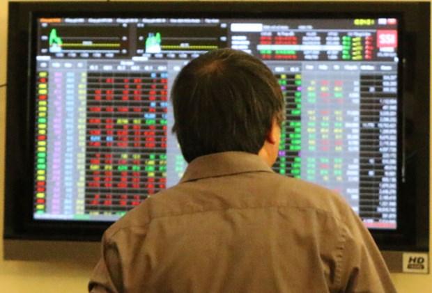 Vietnam's stocks fall, investors cautious hinh anh 1