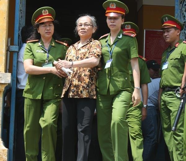 Three women imprisoned for anti-State propaganda hinh anh 1