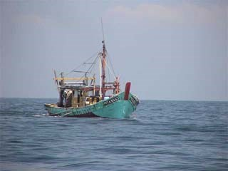 Eleven Malaysian fishermen feared missing at sea hinh anh 1