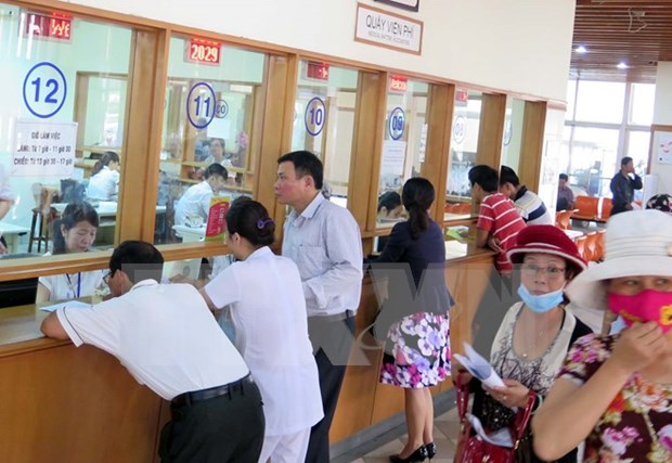 Nghe An: More support to help near-poor residents buy health insurance hinh anh 1