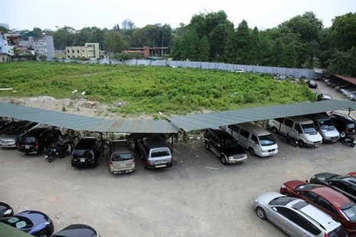 Investors fund Hanoi car park hinh anh 1