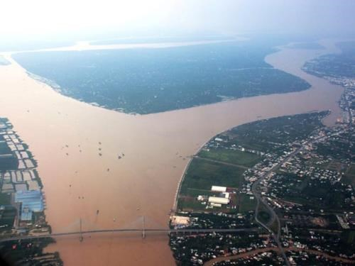 Mekong River's water resources shared hinh anh 1