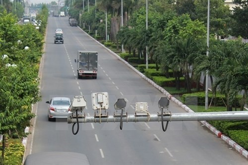 Road monitoring devices starts in May hinh anh 1