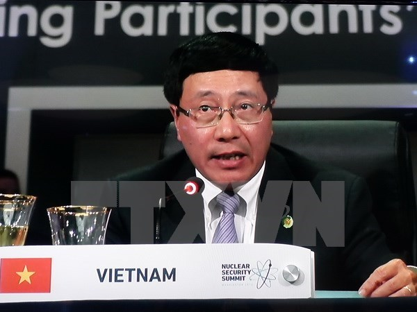 Vietnam boosts nuclear weapon disarmament, non-proliferation hinh anh 1